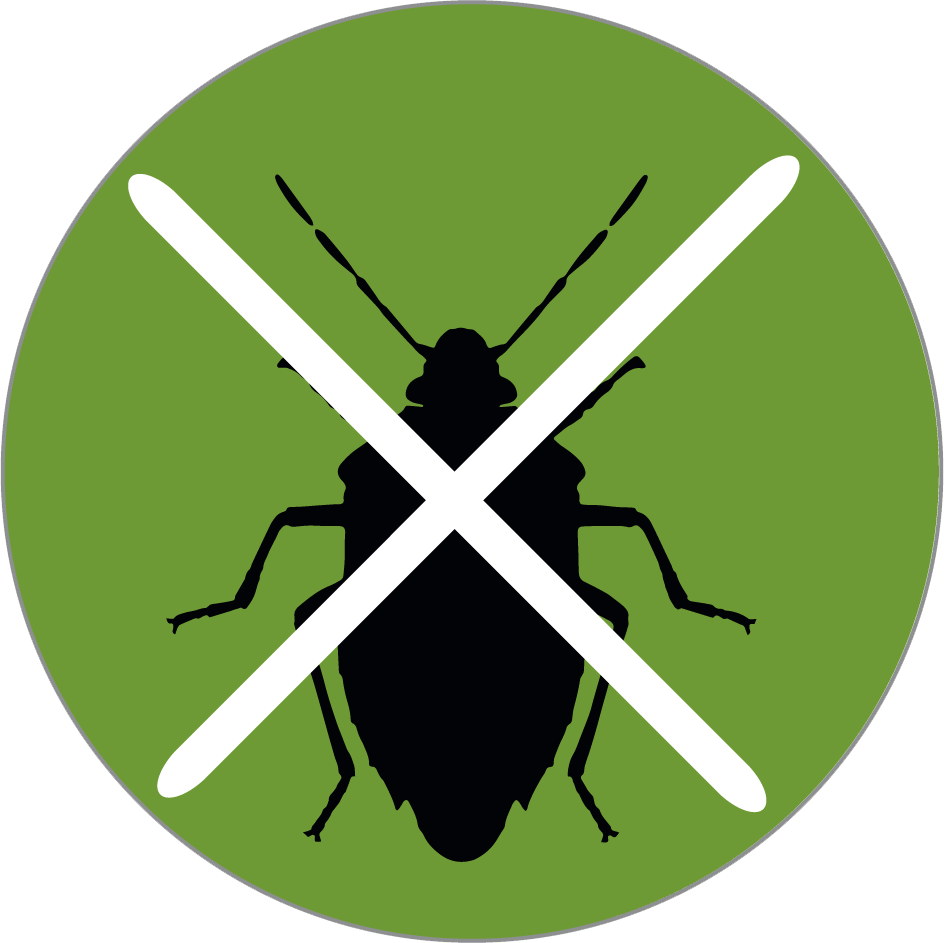 No Bug Icon