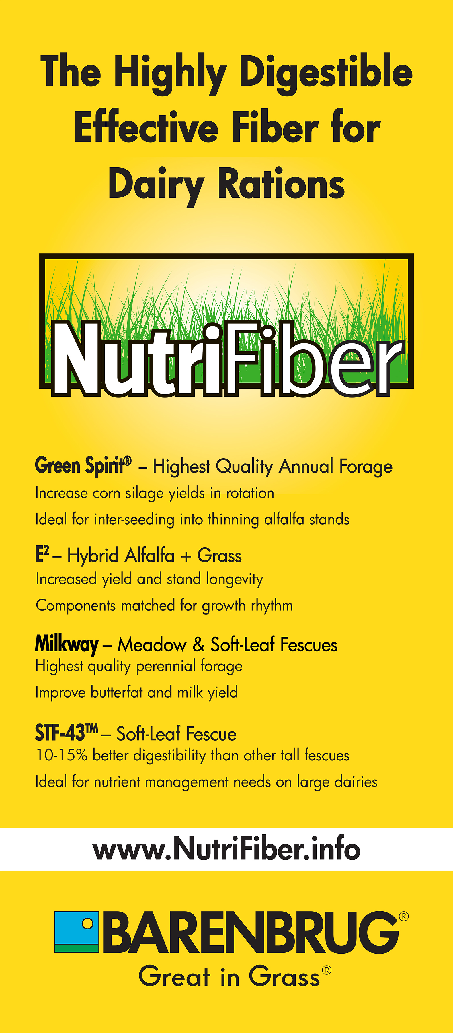 Effective Fiber for Dairy Rations: Nutrifiber